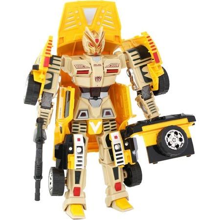 Купить Робот-трансформер Taiko Storm «Кибербот» со светозвуковыми эффектами. В ассортименте