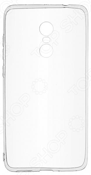 Чехол защитный skinBOX Xiaomi Redmi Note 4 чехлы для телефонов skinbox накладка skinbox slim silicone для xiaomi redmi note 4x