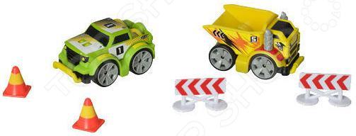 Набор машинок игрушечных HTI «Мега Грузовики» Набор машинок игрушечных HTI «Мега Грузовики» /