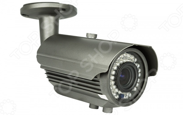 Камера видеонаблюдения цилиндрическая уличная Rexant 45-0262 Камера видеонаблюдения цилиндрическая уличная Rexant 45-0262 /