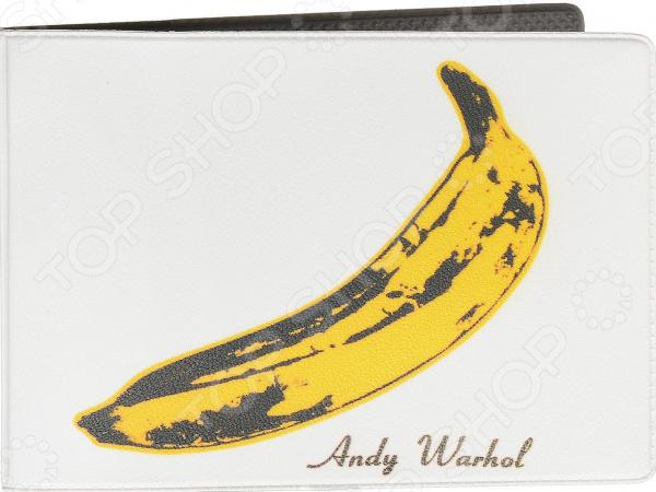 Обложка для студенческого билета Mitya Veselkov «Банан» как онлайн t10 билет для барселоны