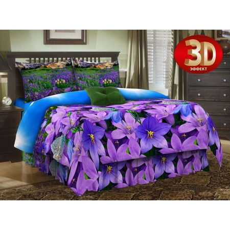 Купить Комплект постельного белья Диана 4523. 2-спальный