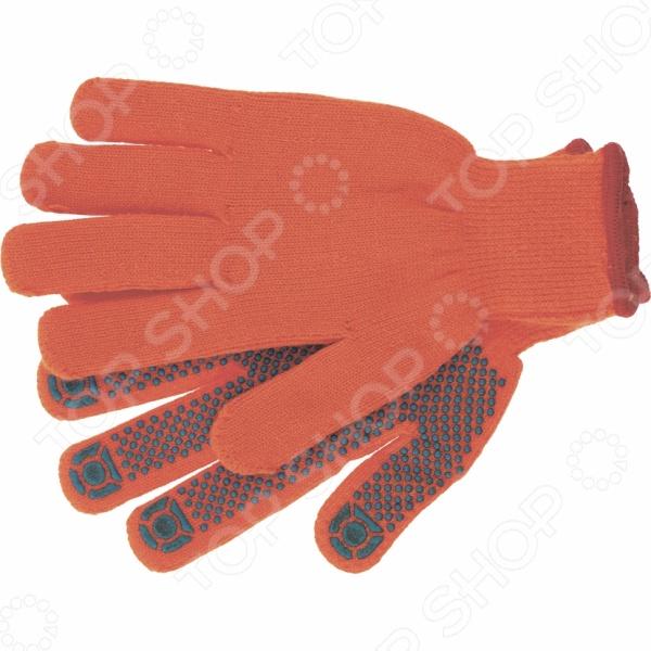 Перчатки хозяйственные вязаные СИБРТЕХ 67768 цена