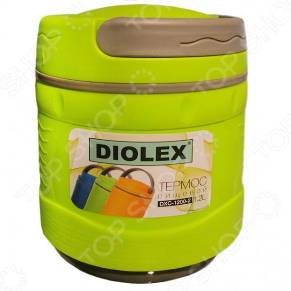 Термос Diolex DXC-1200-2. В ассортименте