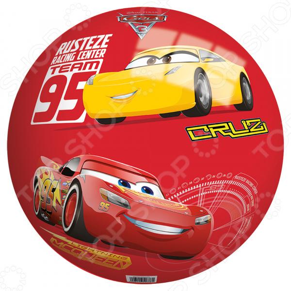 Мяч детский John Cars john мяч cars lightning mcqueen