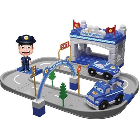 Купить Игровой набор Terides «Полицейский участок». Количество предметов: 52 шт