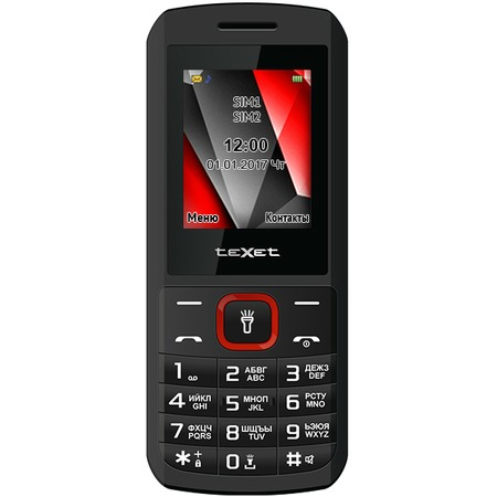 Мобильный телефон Texet TM-127