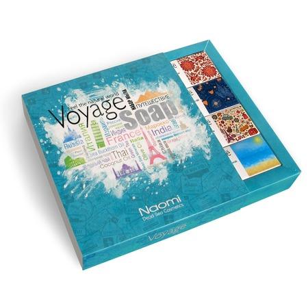 Купить Набор мыла Naomi Voyage