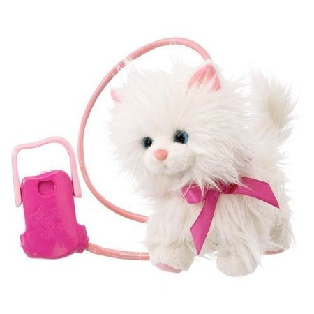 Купить Мягкая игрушка интерактивная Vivid Пушинка на прогулке