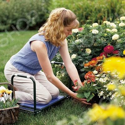 Скамейка садовая Ника 2 в 1. В ассортименте 5