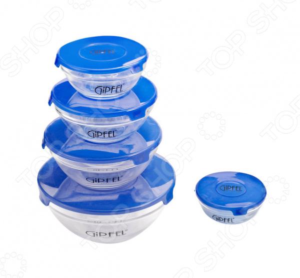 Набор контейнеров для СВЧ Gipfel 6208 брошенные контейнеры