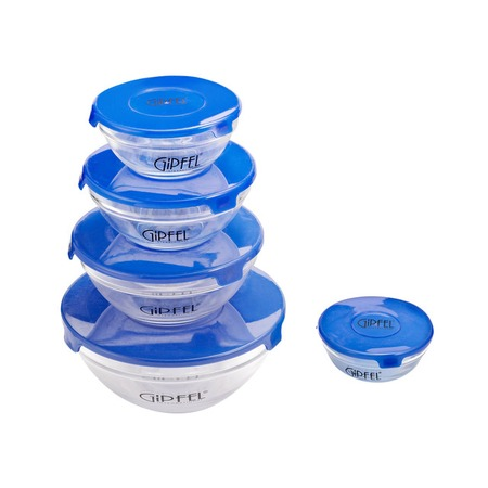 Купить Набор контейнеров для СВЧ Gipfel 6208