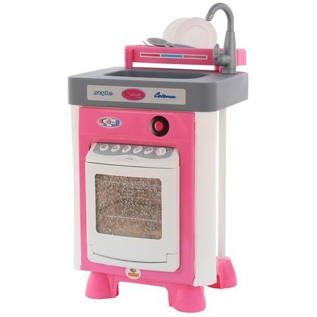Купить Игровой набор для девочки Coloma Y Pastor Carmen №1 с посудомоечной машиной