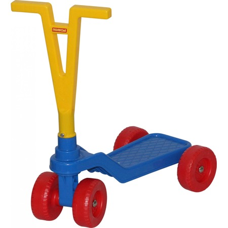 Купить Самокат четырехколесный POLESIE детский