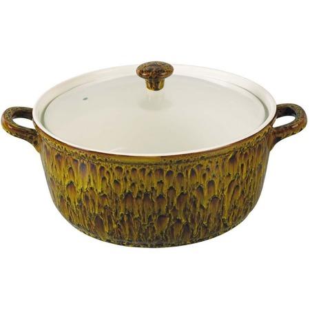 Купить Форма для выпечки круглая с крышкой Mercury «Магний»