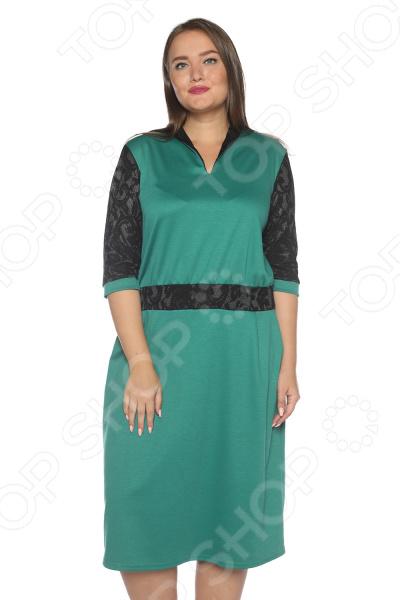 Платье Pretty Woman «Знатная дама». Цвет: зеленый