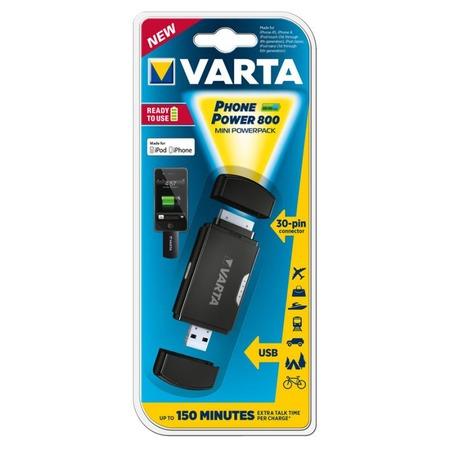 Аккумулятор внешний VARTA 800 мАч 30-pin