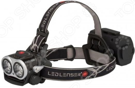 Фонарь налобный Led Lenser XEO 19R фонарь led lenser f1 цвет черный