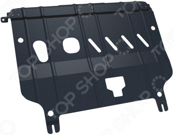 Комплект: защита редуктора и крепеж EKO ECO Renault Duster (2011) 1,6/2,0 бензин / 1,5 дизель МКПП/АКПП комплект зк и крепеж eco mazda cx 5 2012 3 2014 1 4 1 6 2 0 бензин мкпп акпп сталь 2 мм eco 33 22 020