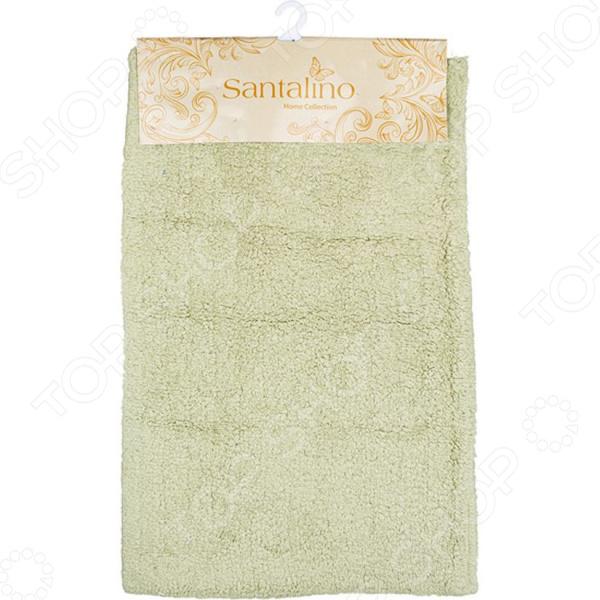 Коврик для ванной комнаты Santalino «Грин» 852-008 коврик для ванной арти м 50х80 см розанна