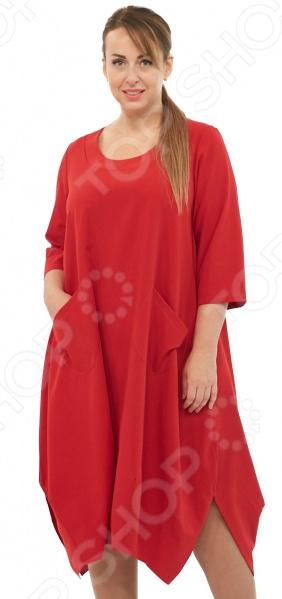 Платье Pretty Woman «Сивилла». Цвет: красный
