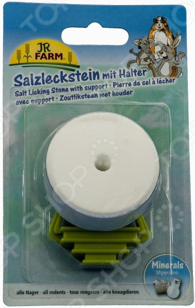 Соль минеральная для грызунов JR Farm Salt Licking Stone