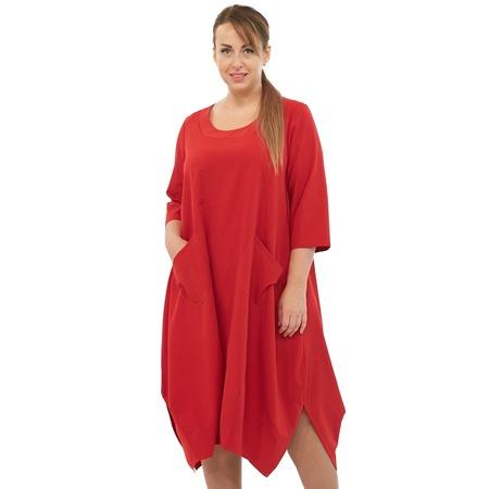 Купить Платье Pretty Woman «Сивилла». Цвет: красный