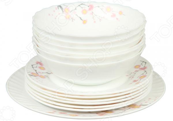 Набор столовой посуды Rosenberg 1262-1 rosenberg набор детской посуды 8786