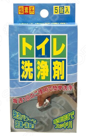 Средство для чистки туалета NAGARA в таблетках «Спасатель» цена
