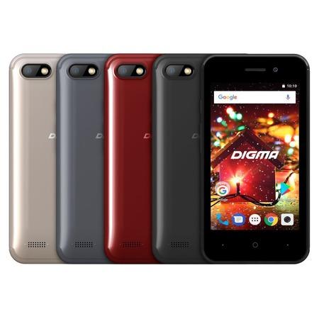 Смартфон Digma HIT Q401 3G 8Gb