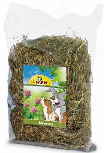 Сено луговое для домашних животных JR Farm Klee Wiese