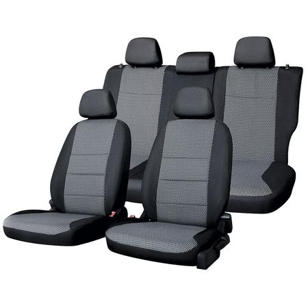 Купить Набор чехлов для сидений Defly LADA Vesta, 2015, седан