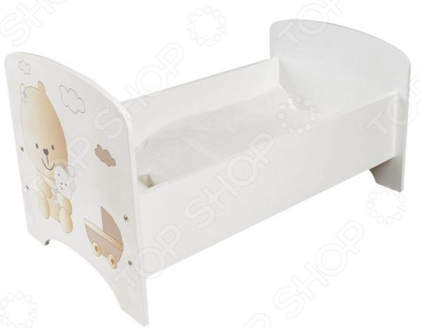 Кровать для куклы PAREMO «Крошка Би»