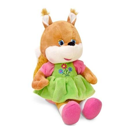 Купить Мягкая игрушка со звуком Bradex «Белка»