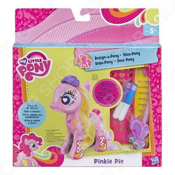 Набор тематический для девочки Hasbro «Создай свою пони». В ассортименте hasbro play doh игровой набор из 3 цветов цвета в ассортименте с 2 лет