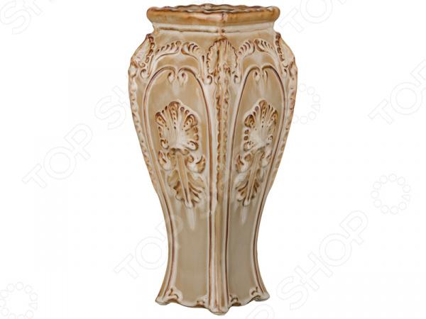 Ваза декоративная «Афина» 232-163 вазы pavone ваза орхидея