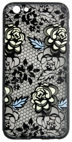 Накладка защитная для iPhone skinBOX Apple iPhone 6/iPhone 6S чехол накладка iphone 6 6s 4 7 lims sgp spigen стиль 6 580080