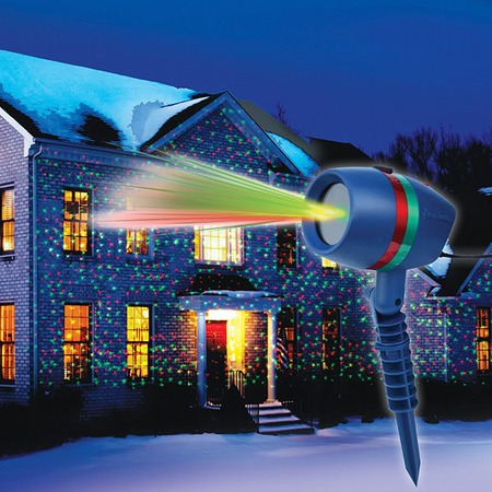 Купить Лазерный проектор Star Shower Motion