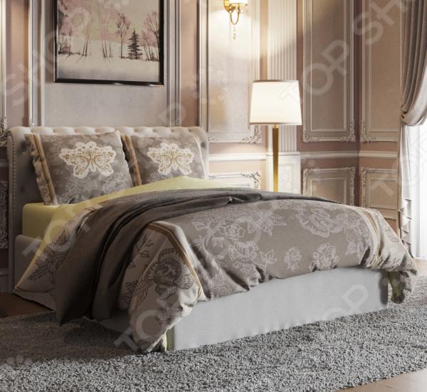 Комплект постельного белья Стильный дом «Валенсия» фотоштора стильный дом фотошторы стильный дом романтичный букет