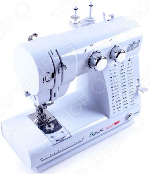 Швейная машина VLK Napoli 2700 швейная машина vlk napoli 2100 белый