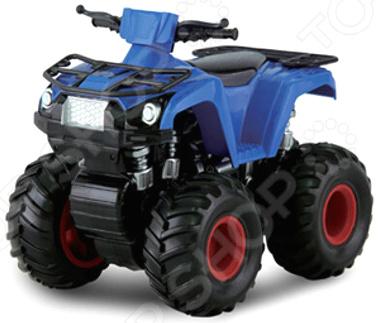 Машинка инерционная игрушечная Yako «Квадроцикл» 1724505. В ассортименте