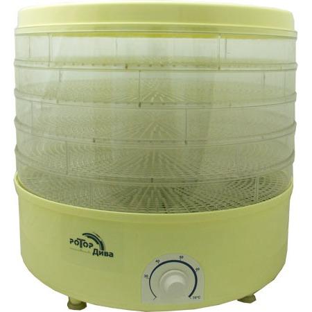 Купить Сушилка для овощей Ротор Дива СШ 007-10 прозрачная