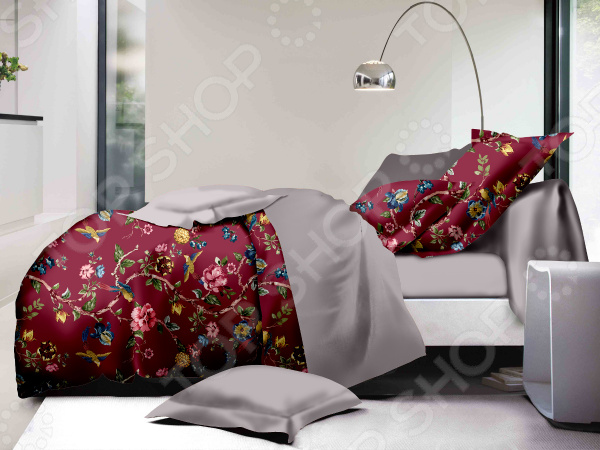 цена на Комплект постельного белья Cleo 025-PL