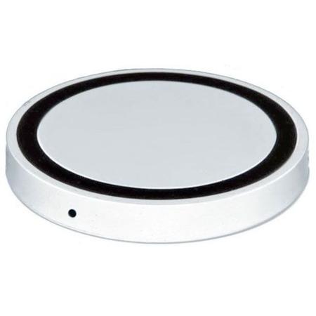 Купить Аккумулятор для смартфонов беспроводной круглый Bradex с Lightning разъемом