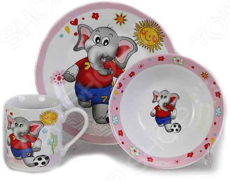 Набор посуды для детей Patricia «Слон»