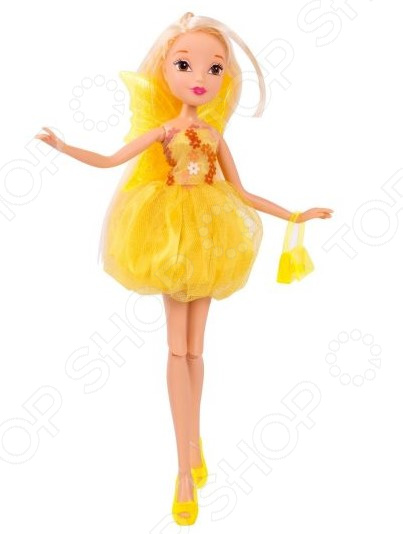 Кукла Winx Club «Бон Бон. Стелла»