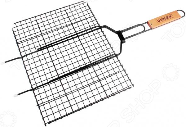 Решетка для гриля Diolex DX-M1203-B