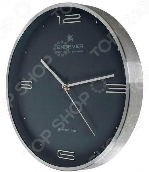 цена Часы настенные Endever RealTime 115