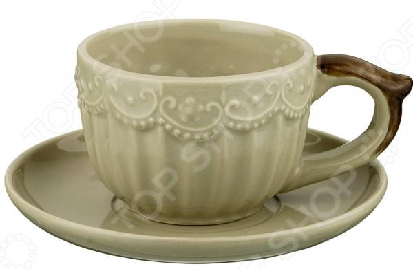 Чайная пара Agness «Гриджио» 358-1251