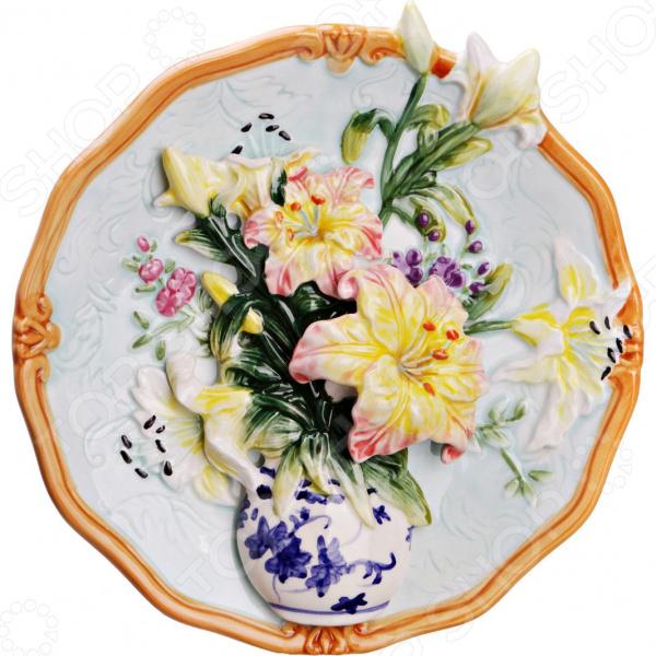 Тарелка декоративная Lefard 59-615 тарелка декоративная lefard 59 565